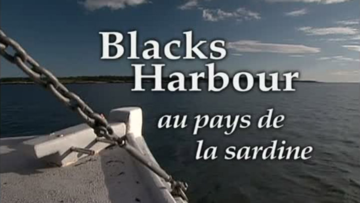 Blacks Harbour au pays de la sardine