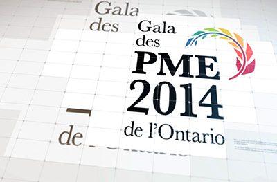 Le Gala des PME de l'Ontario 2014