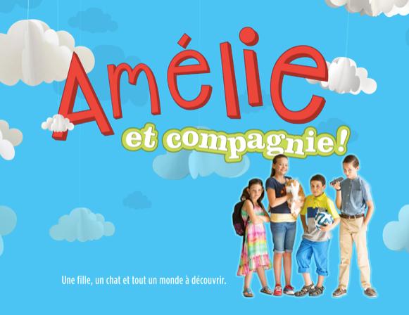 Amélie et compagnie !