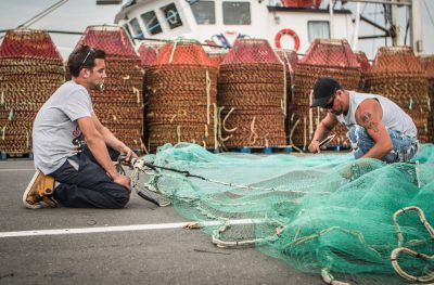 Opération pêche côtière: pêche maudite
