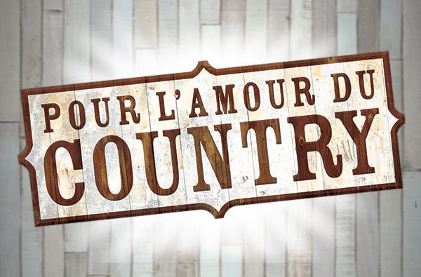 Pour l'amour du Country
