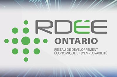 Réseau de développement économique et d'employabilité (RDÉE) Ontario
