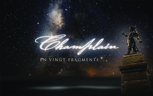 Champlain en vingt fragments