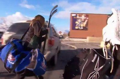 Histoires de hockey