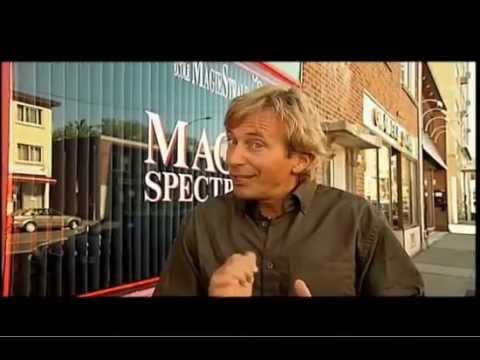 Tour de magie avec Alain Choquette