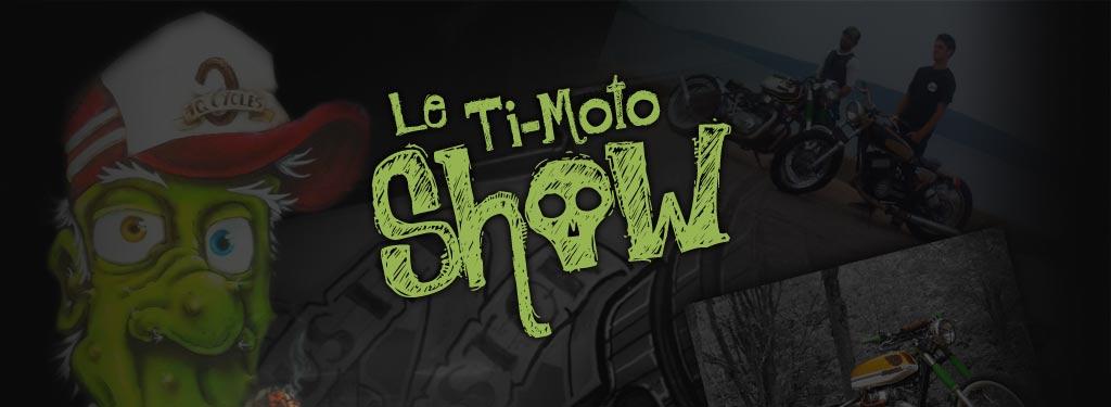 Ti-moto show