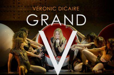 Véronique Dicaire – Grand V