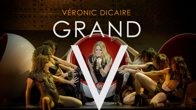Véronique Dicaire – Grand V