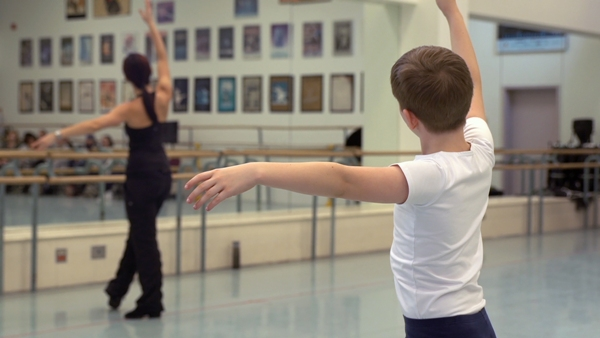 Les Boys du Ballet
